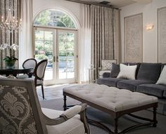 Westlake Village - French Provincial - traditional - Spaces - Los Angeles - MODEL DESIGN INC.