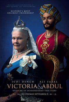 'Victoria e Abdul: O Confidente da Rainha', o jovem indiano Abdul Karim consegue um emprego..