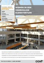 Case Study De La Salle: Lees meer over natuurlijke ventilatie en RWA in atria: http://kennisbank.coltinfo.nl/case-study-natuurlijke-ventilatie-/ #duurzaam