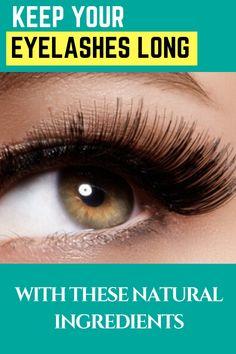 c7abd38c473 Natural Remedies for beautiful eyelashes
