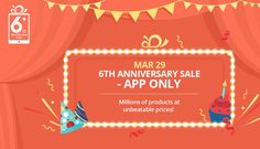 AliExpress 7th Anniversary Sale
