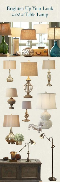 The easiest way to switch things up with your decor new accent lighting add