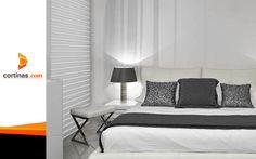 Renueva tus ventanas. ¡Visítanos! www.cortinas.com Shangri La, Bed, Furniture, Home Decor, Shades, Windows, Innovative Products, Home, Colors