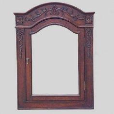 Empire Industries Lido Single Door Bathroom Medicine Cabinet   LMC