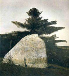 Andrew Wyeth Far from Needham, 1966