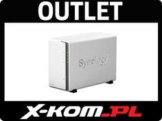 OUTLET Macierz sieciowa Synology DS215j 2xHDD