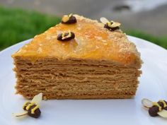 Russian Honey Cake | Mom's Dish
