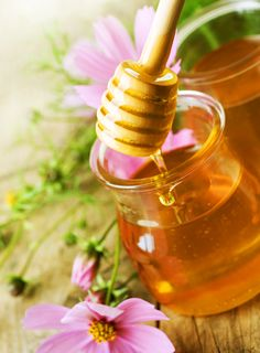 So much to do with honey!