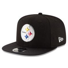 Pittsburgh Steelers New Era Kickoff Baycik 9FIFTY Snapback Adjustable Hat -  Black -  33.99 Fan Gear 203233fc1