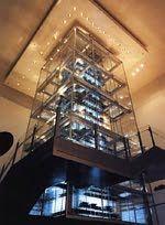 Aureole Restaurant - Las Vegas - Wine #MandalayBay