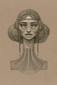 """""""Asis"""" by Sara Golish Charcoal,"""