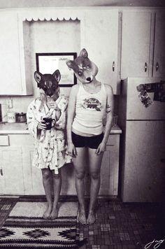 fox mask   Tumblr