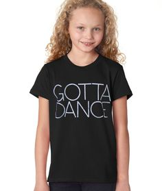 c4c38e7b1 73 Best Girls Dance Tees and Tanks images in 2019