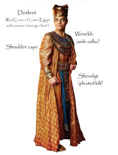 "bromancenthusiast: ""Ahkmenrah Clothing Guide + Possible Dynasty Reign + Speculation about his name (Disclaimer: This is just from my own personal research. I am in no means an expert on Ancient Egypt. Ancient Egyptian Clothing, Egyptian Fashion, Egyptian Art, Ancient Egypt Fashion, Egyptian Makeup, Egyptian Jewelry, Movie Costumes, Character Costumes, Egyptian Costume"