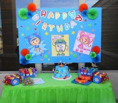Ismael 3rd Birthday | CatchMyParty.com