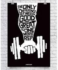 fitness posters - Google-haku