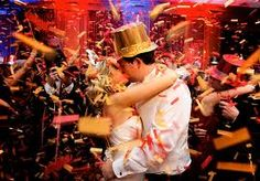 new years eve wedding ideas - I love this pic!!