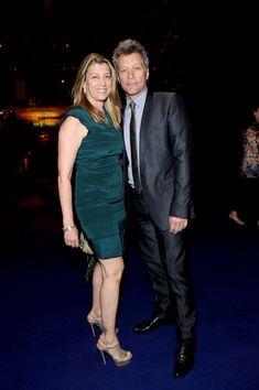 Jon Bon Jovi Photos: Arrivals at the Robin Hood Foundation's Benefit
