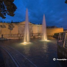 Fountains (photo credit to Pasquale Martino)