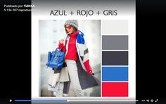 Cómo combinar colores al vestir