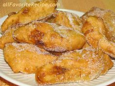 "Filipino Food!  Maruya (""Banana Fritters"") are beyond delicious, and simple to make!!"
