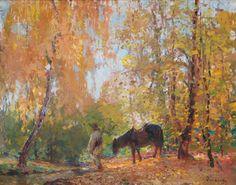 In the Forest - Arthur Verona
