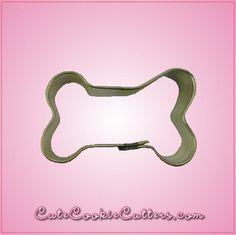 Mini Dog Bone Cookie Cutter
