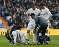 Welcome to Sport Theatre: Bale sustains suspected calf injury, Benzema hurt