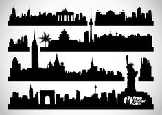 Cityscapes Vector free ... http://www.freevector.com/cityscapes-vector/#