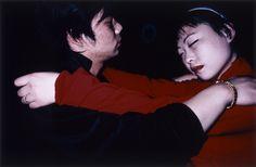 Grooves Bar, Dancing Couple | ph. Bertien van Manen, 1998