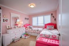 Good Looking dresser pulls in Kids Traditional with Girls Shared Bedroom next to Shared Bedroom alongside Two Beds and Two Twin Beds