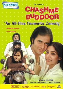 Chashme Buddoor - an all time favourite comedy