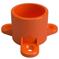 Formufit in. Furniture Grade PVC Table Screw Cap in Orange - The Home Depot Furniture Grade Pvc, Building Furniture, Survival Prepping, Survival Skills, Clear Pvc Pipe, Build A Greenhouse, Summer Porch, Pvc Projects, Thing 1