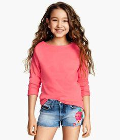 H&M Shorts denim 17,95 €