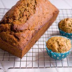 Zucchini Chip Muffins - Healthy Snack Ideas Under 200 Calories - Shape Magazine