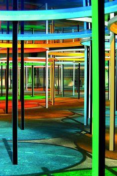 Designartnews.com - Daniel Buren, Monumenta 2012, Grand Palais, Paris