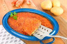 Kartoffelkuchen. Doeppekooche aus der Eifel. http://mein-dolcevita.blogspot.de