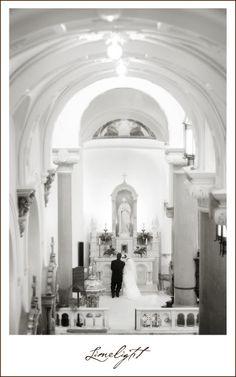 Sacred Heart Catholic Church, Wedding Ceremony, Bride and Groom Limelight Photography www.stepintothelimelight.com