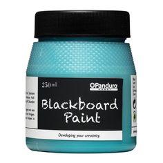 Blackboard paint 250 ml turquo