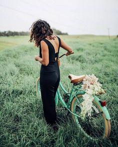 A fun image sharing community. Explore amazing art and photography and share your own visual inspiration! Glamping, Bicycle Girl, Bike Style, Life Is A Journey, Life Is Beautiful, Beautiful Flowers, Travel Usa, Boho Fashion, Summertime