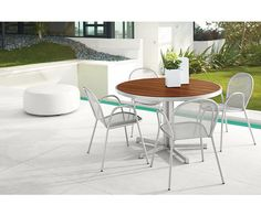 Rio Chair - Dining - Outdoor - Room & Board