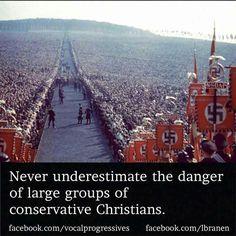 Christian Hate...