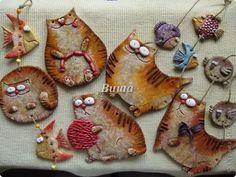 ... Salt dough on Pinterest   Salt dough, Salt dough ornaments and Salt