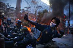 タイ、バンコクの反政府暴動(2011.05)