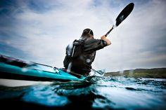 Sea Kayaking - Tallgrass Pictures