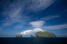 Borerary, St. Kilda in the Outer Hebrides