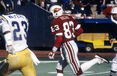 Cardinals great Pat Tilley.
