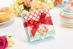 Create a treat box in the February issue of Crafts Beautiful, on sale 4th January 2018