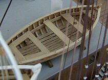This boat is beautifully done just as a real one - brilliant tutorial - French
