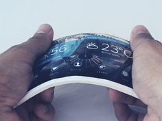 The Portal is a 6-inch flexible-screen smartphone currently being crowdfunded on Indiegogo that slides into a custom arm cradle for those with active, connected lifestyles. So far as we can tell, it's not a hoax.